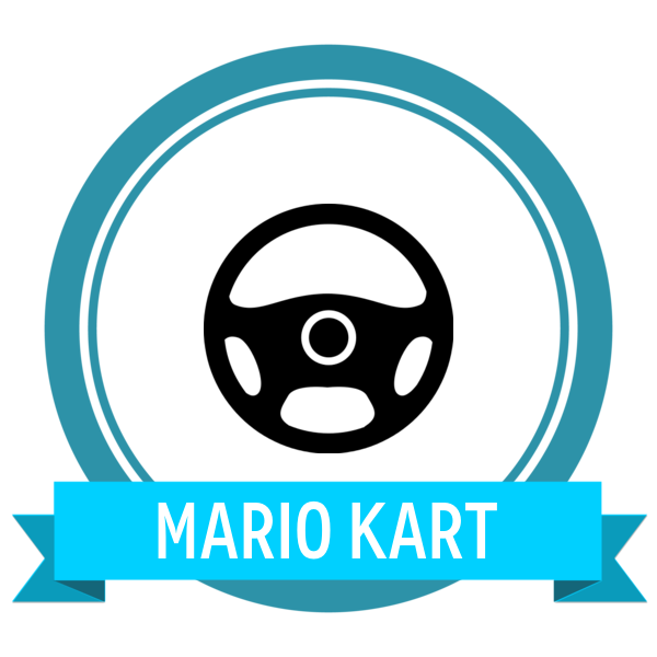 "Badge icon ""Steering Wheel (2003)"" provided by Francesco Fraioli, from The Noun Project under Creative Commons - Attribution (CC BY 3.0)"