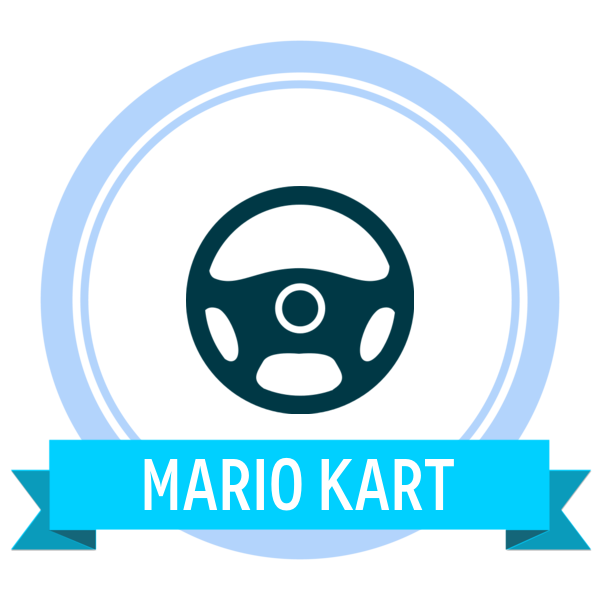 """Badge icon """"Steering Wheel (2003)"""" provided by Francesco Fraioli, from The Noun Project under Creative Commons - Attribution (CC BY 3.0)"""