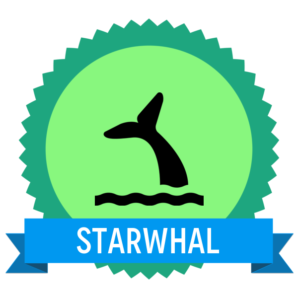 "Badge icon ""Whale Viewing (492)"" provided by The Noun Project under The symbol is published under a Public Domain Mark"