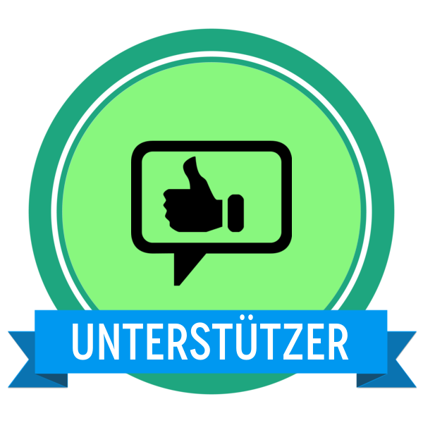 """Badge icon """"Social Media (2324)"""" provided by Joris hoogendoorn, from The Noun Project under Creative Commons - Attribution (CC BY 3.0)"""