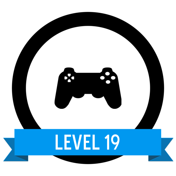 """Badge icon """"Video Game Controller (6623)"""" provided by Georg Stephan Habermann, from The Noun Project under Creative Commons - Attribution (CC BY 3.0)"""